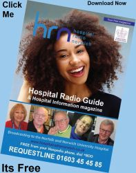 Hospital Radio Norwich Magazine 2019